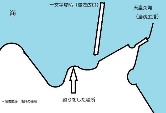 釣り場 和歌山中紀エリア 白木小浦海水浴場付近の磯場