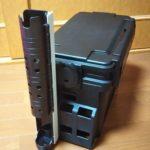 タックルボックス+ロッドホルダー