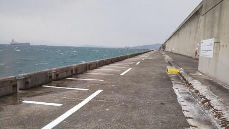 和歌山北港魚つり公園
