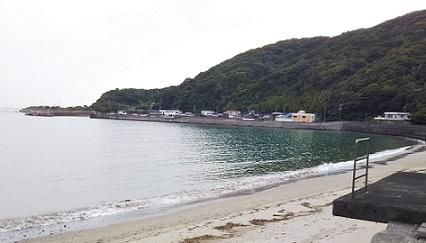 小浦海水浴場