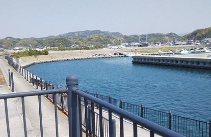 新芳養漁港